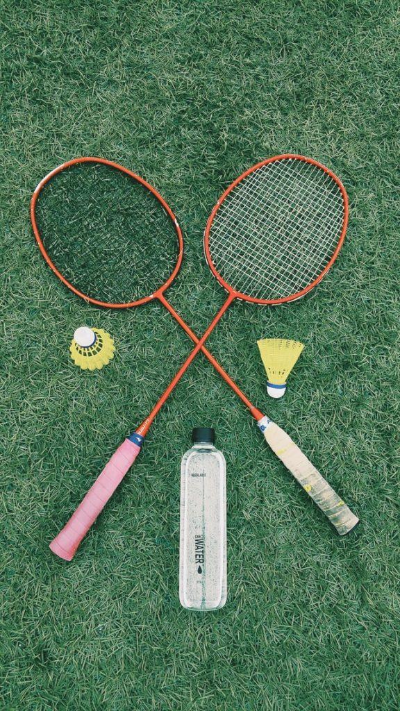 Badminton als ideale sport voor samen sporten met je partner
